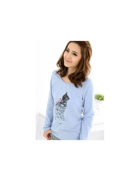 T-Shirt ML Cat