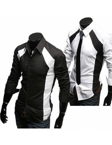 Chemise Luxury à cravate