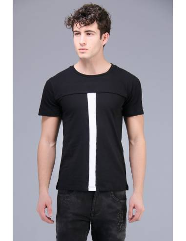 Tee Shirt Homme bi-color