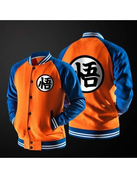 Sweat japonais symbole de Goku