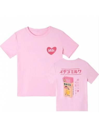 T-shirt japonais MILK