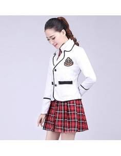 Veste uniforme scolaire japonais