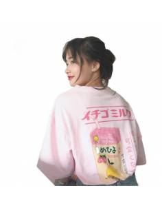 T-Shirt japonais MILK