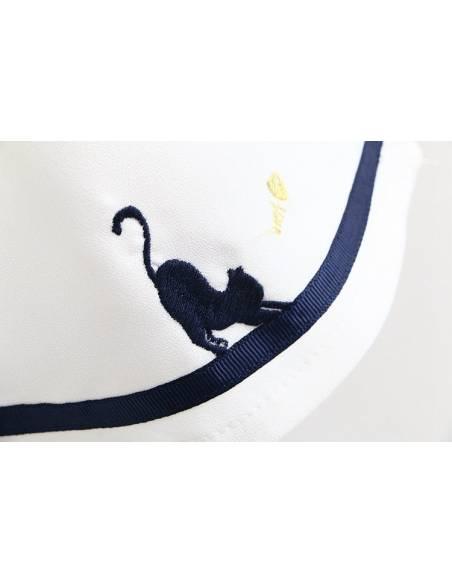 Jupe patineuse bretelles chat