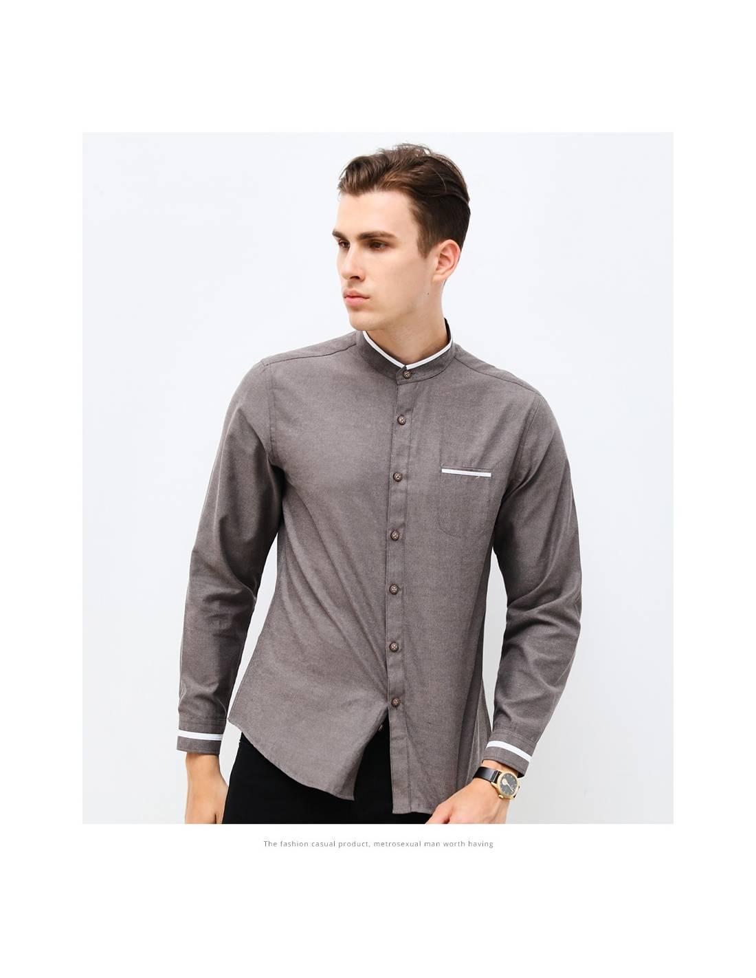 Vêtements japonais et coréens pour garçons - Chemises japonais et ... 7031baa7cec