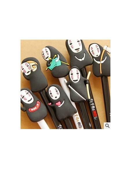Papeterie japonaise - Stylo à encre Hayao Miyazaki Chihiro - vrac dessus