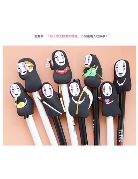 Papeterie japonaise - Stylo à encre Hayao Miyazaki Chihiro - tetes