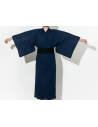 Kimono pour hommes traditionnel avec une ceinture