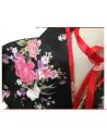 Robe Kimono traditionnel  imprimé fleuri