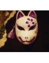 Masque de chat Japonais Violet