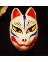 Masque de chat Japonais Bleu