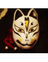 Masque de chat Japonais Or