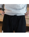Pantalon sarouel à motif
