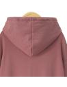 Sweat-shirt robe à capuche