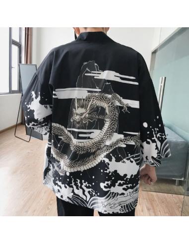 Kimono Dragon