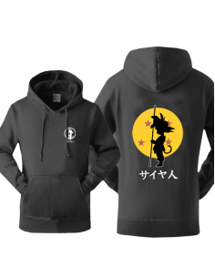 Sweat à capuche Dragon Ball