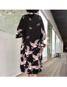Kimono long traditionnel