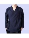 Chemise à manche longue décontacté