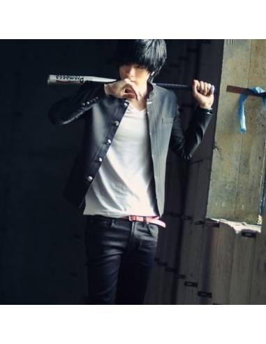 Veste col mao - Mode asiatique, japonaise et coréeene - japean.com