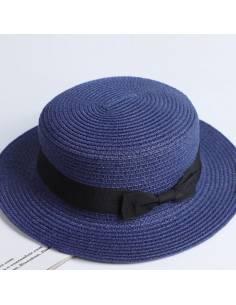 Chapeau de paille pour femme