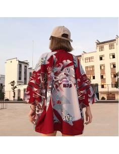 Kimono Supairaru