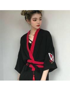 Kimono Neko avec ceinture