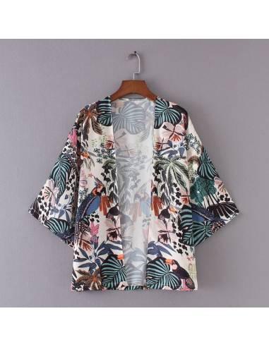 Kimono Lâche Hana