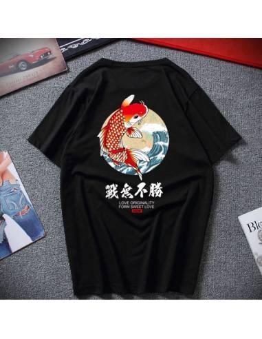 T-shirt Harajuku Carpe