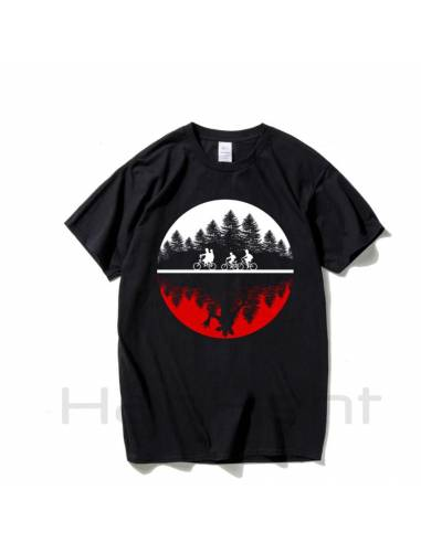 T-shirt mondes étranges