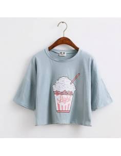 T-Shirt Milkshake