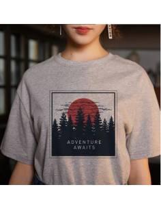 T-shirt Yūyake