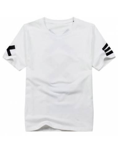 T-shirt HipHop noir symboles