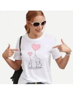 T-shirt Chīsana zō