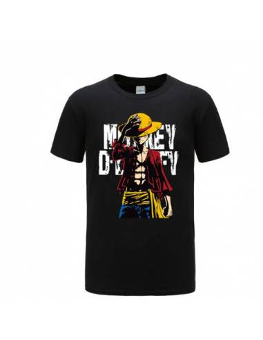T-shirt One Peace Monky D Luffy