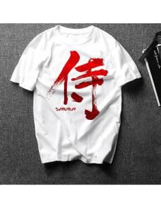 T Shirt Samouraï Kanji