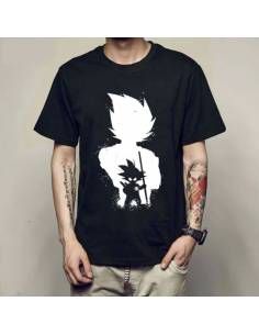 T-shirt Dragon Ball Z Végéta Super Saiyan Goku