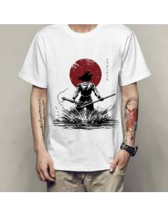 T-shirt Japon Anime Son Goku