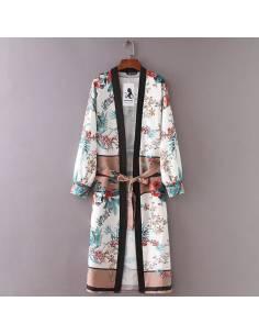 Kimono Long Haru no hana