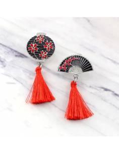 Bijoux Pins Japonais