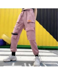 Pantalon Streetwear Pinku