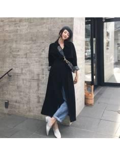 Manteau Style Coréen