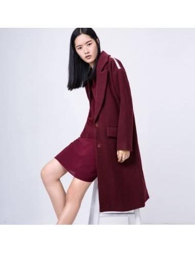 Manteau coréen long