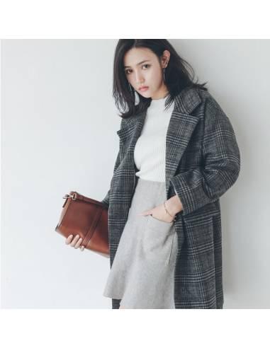 Manteau coréen femme