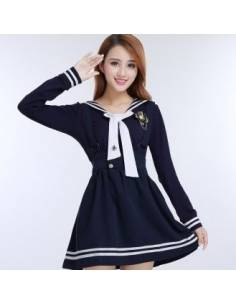 Ensemble 3 pièces uniforme sailor