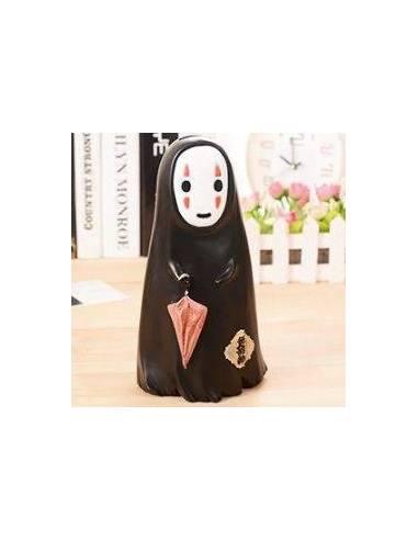 Figurine Tirelire Chihiro Miyazaki Hayao Parapluie rouge