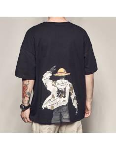 T-shirt Luffy Bōshi