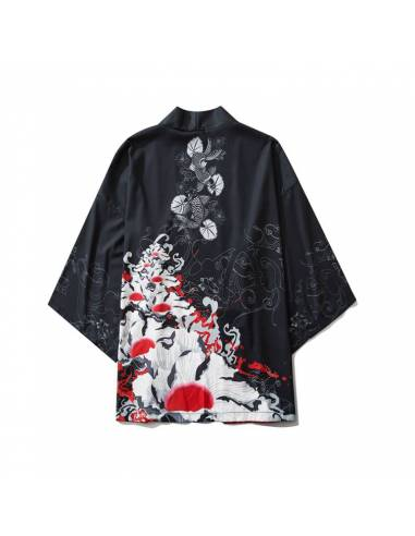 Yukata Aka to shiro