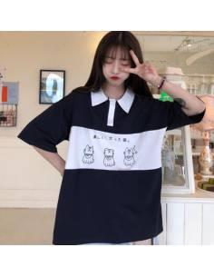 T-shirt Oversize Taidana