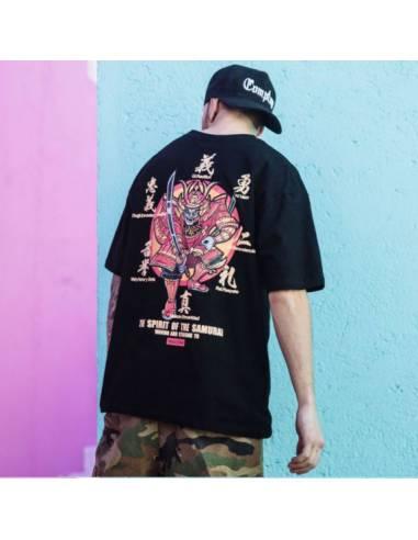 T-shirt Bushi
