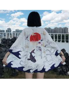 Kimono Yukata Kaiyō